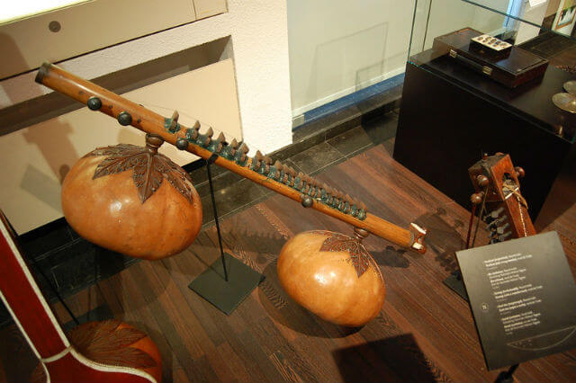 Musée Instruments de Musique Bruxelles