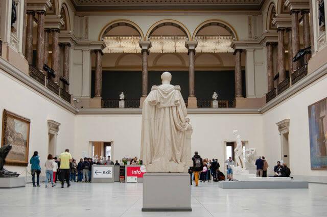 Musées Royaux des Beaux Arts Bruxelles