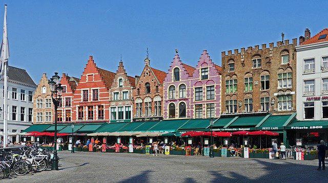 Place du Marché Bruges