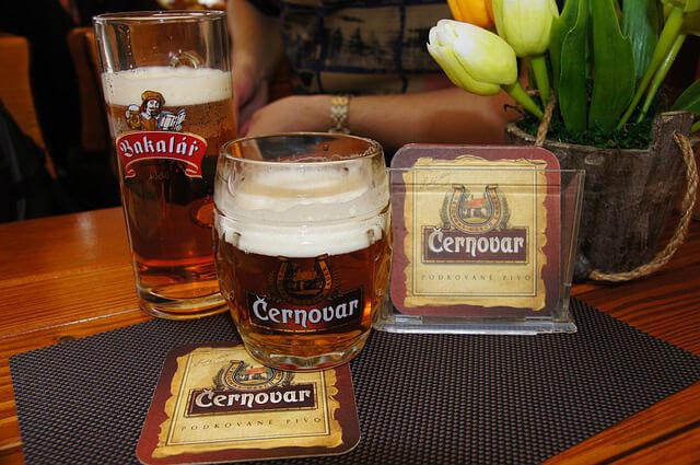 Bière Prague