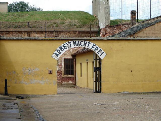 Camp concentration de Terezin