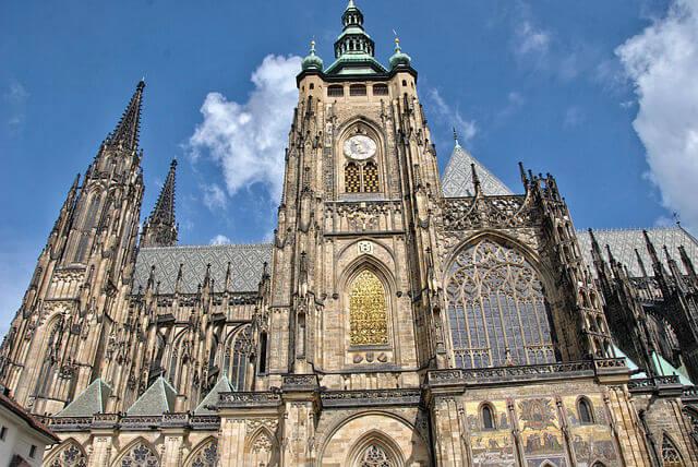 Cathédrale Saint-Guy Prague