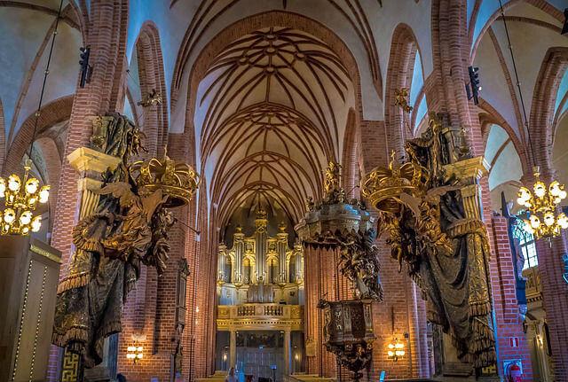 Cathédrale Stockholm