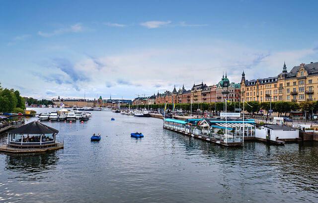 Croisiere Stockholm