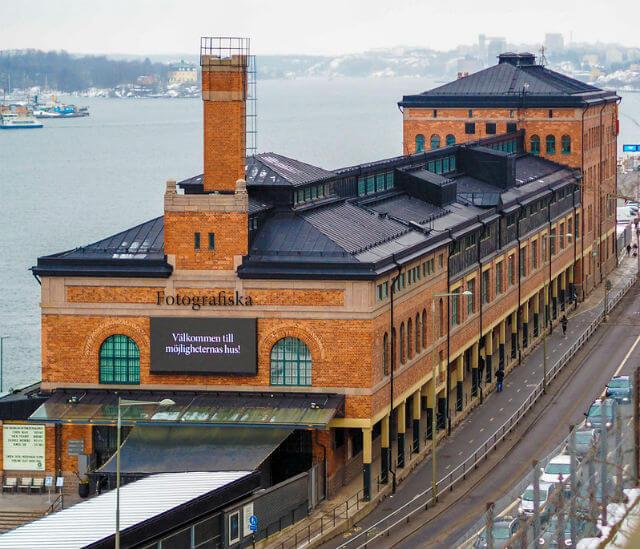 Musee Fotografiska Stockholm