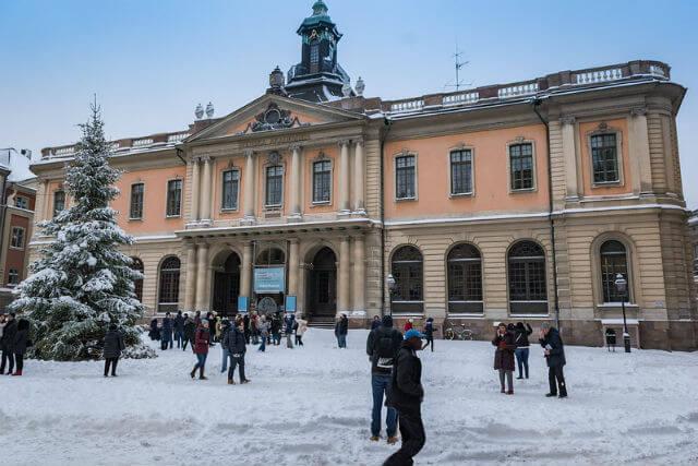 Musée Nobel Stockholm