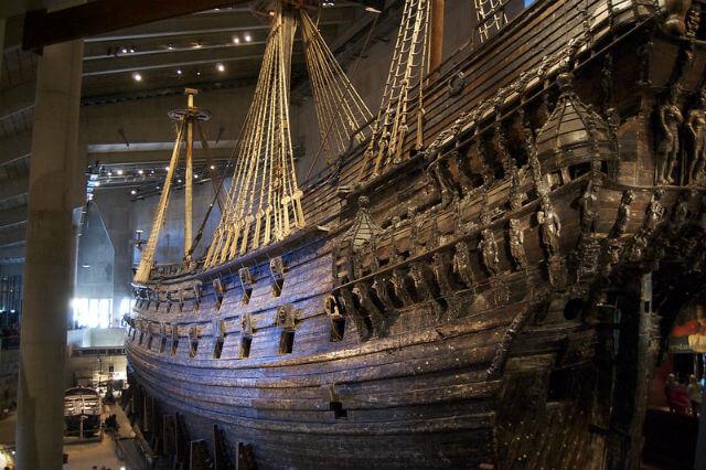 Musee Vasa Stockholm