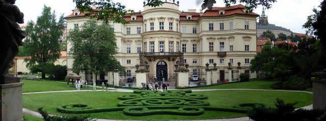 Palais Lobkowicz Prague