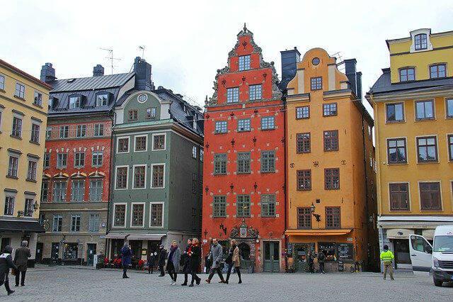 Place Stortorget Stockholm