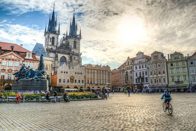 Place de la Vieille Prague