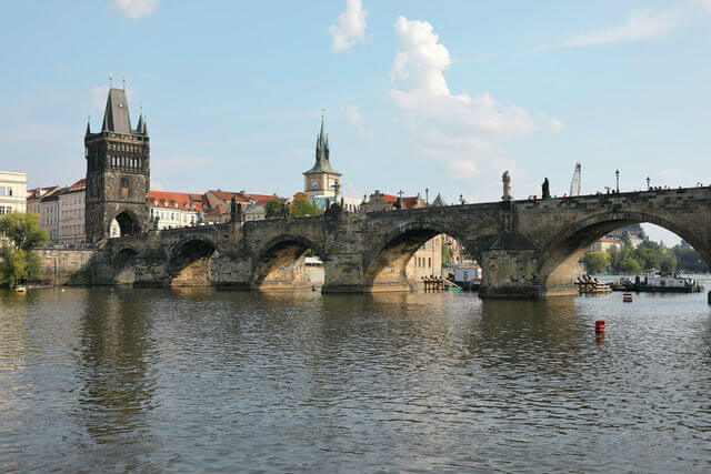 Pont Charles Prague
