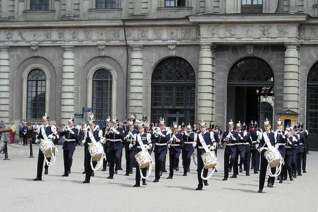 Releve Garde Stockholm