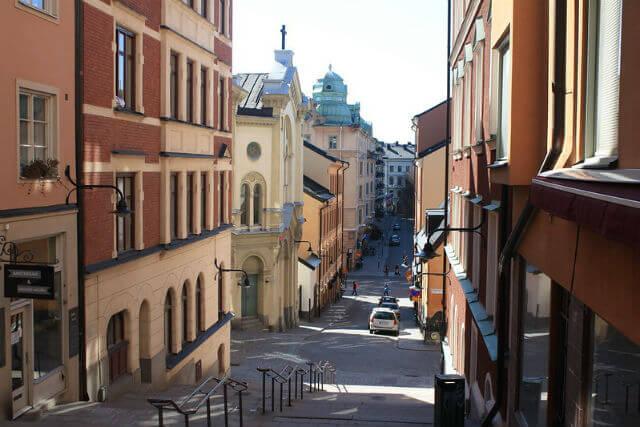 Quartier Sodermalm Stockholm