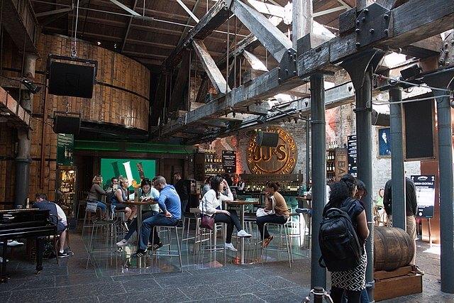 Distillerie Old Jameson Dublin