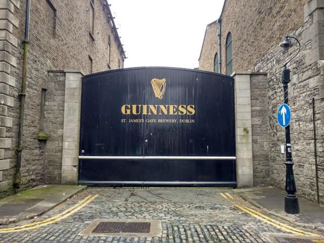 Musee Guinness Storehouse Dublin