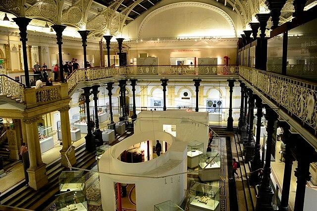 National Museum of Ireland Archeology Dublin