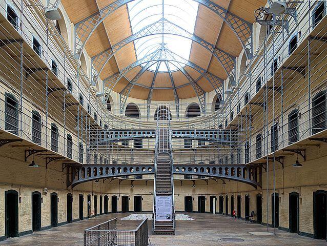 Prison Kilmainham Gaol Dublin